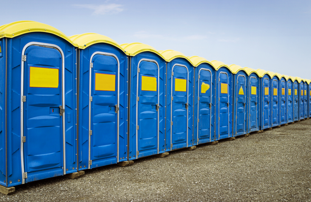 Budget Porta Potty™ - Portable Toilet Rentals For Less